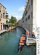 Каналы Венеции (2013 год). Редакционное фото, фотограф Беличенко Анна Сергеевна / Фотобанк Лори