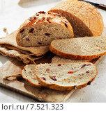 Купить «Bread», фото № 7521323, снято 3 декабря 2013 г. (c) Tatjana Baibakova / Фотобанк Лори