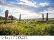 Белая Вежа. Омская область (2014 год). Стоковое фото, фотограф Рамиль Бакиров / Фотобанк Лори