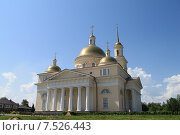 Спасо-Преображенский храм в городе Невьянск (2015 год). Стоковое фото, фотограф Андрей / Фотобанк Лори
