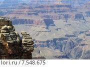 США. Аризона. Гранд-Каньон (2014 год). Стоковое фото, фотограф Дмитрий Муромцев / Фотобанк Лори