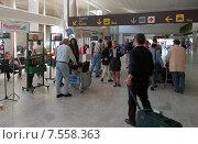 Купить «Arrecife, Spain, arrival», фото № 7558363, снято 2 января 2000 г. (c) Caro Photoagency / Фотобанк Лори