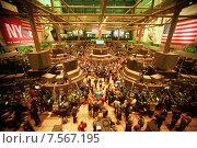 Купить «New York, USA, NYSE, Boerse parquet», фото № 7567195, снято 19 июля 2000 г. (c) Caro Photoagency / Фотобанк Лори