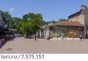 Купить «Феодосия, музей Грина», фото № 7575151, снято 10 июня 2015 г. (c) Недзельская Татьяна / Фотобанк Лори