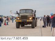 Купить «Международный военно-технический форум «Армия-2015», Кубинка», фото № 7601459, снято 19 июня 2015 г. (c) Анастасия Улитко / Фотобанк Лори