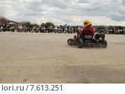 Картинг (2014 год). Редакционное фото, фотограф Ярослав Грицан / Фотобанк Лори