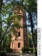 Зарайск, водонапорная башня (2013 год). Стоковое фото, фотограф Светлана Хромова / Фотобанк Лори