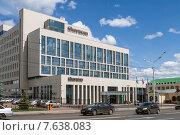 Купить «Отель Sheraton в г.Уфе», фото № 7638083, снято 10 июня 2015 г. (c) Коротнев / Фотобанк Лори