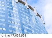 Красивое здание. Стоковое фото, фотограф Оксана Дорохина / Фотобанк Лори