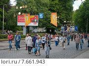 Купить «Калининград. День города 2015», эксклюзивное фото № 7661943, снято 11 июля 2015 г. (c) Svet / Фотобанк Лори