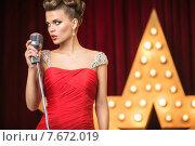 Купить «Glamour», фото № 7672019, снято 7 сентября 2014 г. (c) Raev Denis / Фотобанк Лори