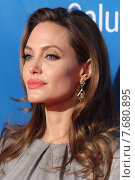 Berlin, Germany, Angelina Jolie, actress (2012 год). Редакционное фото, агентство Caro Photoagency / Фотобанк Лори