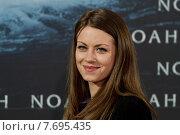 Купить «Berlin, Germany, actress Sabin Tambrea in portrait», фото № 7695435, снято 13 марта 2014 г. (c) Caro Photoagency / Фотобанк Лори