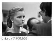 Купить «Кастинг в модельном агентстве Red Stars», фото № 7700663, снято 25 апреля 2018 г. (c) Борис Кавашкин / Фотобанк Лори