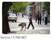 Купить «На улицах Сухуми сразу по окончании абхазско-грузинской войны», фото № 7700967, снято 19 марта 2019 г. (c) Борис Кавашкин / Фотобанк Лори