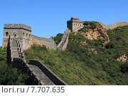 Купить «china badaling chinesische mauer festungswall», фото № 7707635, снято 23 апреля 2019 г. (c) PantherMedia / Фотобанк Лори