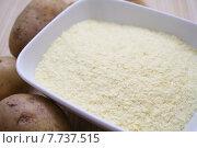 Купить «food powder potatoes instant aliment», фото № 7737515, снято 22 июля 2019 г. (c) PantherMedia / Фотобанк Лори