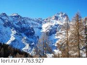 Купить «blue sky winter snow ice», фото № 7763927, снято 27 марта 2019 г. (c) PantherMedia / Фотобанк Лори