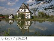 Купить «water village pond community frame», фото № 7836251, снято 20 ноября 2018 г. (c) PantherMedia / Фотобанк Лори