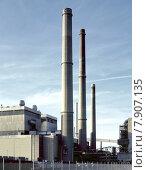 Купить «environment power energy electricity smokestacks», фото № 7907135, снято 18 декабря 2018 г. (c) PantherMedia / Фотобанк Лори