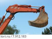 Купить «tree hydraulics dredger baggerarm baggerschaufel», фото № 7912183, снято 19 марта 2019 г. (c) PantherMedia / Фотобанк Лори
