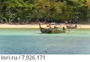 Индийский океан. Острова Пи Пи в Таиланде. Редакционное фото, фотограф Виталий Булыга / Фотобанк Лори