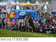 Купить «Праздник Сабантуй в Коломенском парке в Москве 18 июля 2015», эксклюзивное фото № 7933355, снято 18 июля 2015 г. (c) lana1501 / Фотобанк Лори