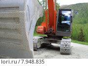 Купить «shovel dredger baggerschaufel baumaschinen building», фото № 7948835, снято 19 марта 2019 г. (c) PantherMedia / Фотобанк Лори
