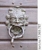 Купить «wood metal historical door bell», фото № 7969787, снято 7 декабря 2019 г. (c) PantherMedia / Фотобанк Лори