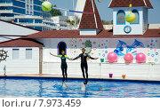Купить «Дельфинарий. Севастополь», фото № 7973459, снято 22 июля 2014 г. (c) Ирина Балина / Фотобанк Лори