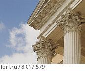 Купить «caucasian blue sky architecture european», фото № 8017579, снято 22 февраля 2019 г. (c) PantherMedia / Фотобанк Лори