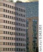 Купить «architecture building reflection window buildings», фото № 8043951, снято 20 октября 2018 г. (c) PantherMedia / Фотобанк Лори