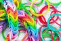 Яркие резиновые браслеты и резинки, фото № 8196427, снято 25 июля 2015 г. (c) Типляшина Евгения / Фотобанк Лори