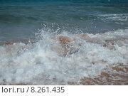 Морской прилив. Стоковое фото, фотограф Эллина Туровская / Фотобанк Лори