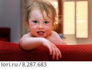 Купить «Портрет маленькой девочки», фото № 8287683, снято 11 июня 2015 г. (c) Морозова Татьяна / Фотобанк Лори