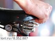 Купить «black hand hands finger leather», фото № 8352887, снято 18 августа 2019 г. (c) PantherMedia / Фотобанк Лори