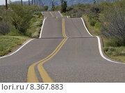 Купить «Bumpy Rural Road», фото № 8367883, снято 20 июля 2018 г. (c) PantherMedia / Фотобанк Лори