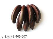 Купить «Красные бананы для жарки», фото № 8465607, снято 9 апреля 2013 г. (c) Дрогавцева Оксана / Фотобанк Лори