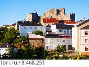 Купить «Castle of Castro Caldelas», фото № 8468251, снято 20 мая 2019 г. (c) Яков Филимонов / Фотобанк Лори
