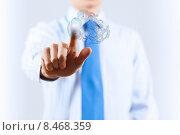 Купить «Activate working mechanism», фото № 8468359, снято 28 февраля 2013 г. (c) Sergey Nivens / Фотобанк Лори