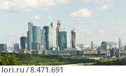 Купить «Москва», фото № 8471691, снято 13 июня 2013 г. (c) ИВА Афонская / Фотобанк Лори