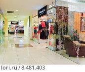 Купить «Витрина в торговом центре», эксклюзивное фото № 8481403, снято 18 апреля 2013 г. (c) Алёшина Оксана / Фотобанк Лори
