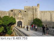 Купить «wall unesco croatia dalmatia dubrovnik», фото № 8489759, снято 18 февраля 2019 г. (c) PantherMedia / Фотобанк Лори