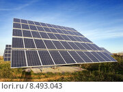 Купить «Solar panel», фото № 8493043, снято 27 июня 2019 г. (c) PantherMedia / Фотобанк Лори