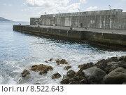 Купить «Quay of Ribeiras, Pico island, Azores», фото № 8522643, снято 15 октября 2018 г. (c) PantherMedia / Фотобанк Лори