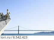 Купить «Padrao dos Descobrimentos, Lisbon», фото № 8542423, снято 18 июня 2019 г. (c) PantherMedia / Фотобанк Лори