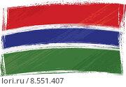 Купить «Grunge Gambia flag», фото № 8551407, снято 18 февраля 2020 г. (c) PantherMedia / Фотобанк Лори