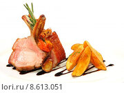 Купить «food meat pork aliment sucking», фото № 8613051, снято 22 февраля 2019 г. (c) PantherMedia / Фотобанк Лори