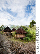 Купить «Traditional Village», фото № 8613335, снято 31 мая 2020 г. (c) PantherMedia / Фотобанк Лори