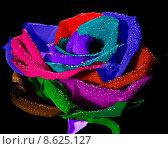 Купить «art plant flower gorgeous colourful», фото № 8625127, снято 16 августа 2018 г. (c) PantherMedia / Фотобанк Лори
